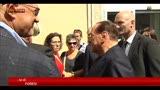 31/08/2013 - Governo, Berlusconi: niente crisi, ha operato bene
