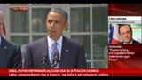 """01/09/2013 - Siria, Putin: """"Infondate le accuse USA su attacchi chimici"""""""