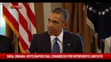 03/09/2013 - Siria, Obama al Congresso: «Voto rapido»