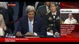03/09/2013 - Siria, Kerry parla al Congresso: Il mondo ci guarda