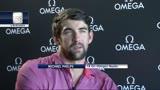 06/09/2013 - L'intervista: Michael Phelps, il re dei Giochi