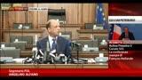 Alfano: La fiducia di Napolitano in Berlusconi è ben riposta