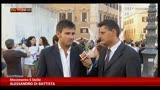 """M5S, Di Battista: """"Occorrono anche azioni civili eclatanti"""""""