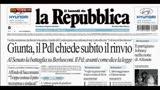Rassegna stampa nazionale (09.09.2013)