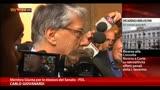 Giovanardi: legge Severino applicabile solo a Berlusconi