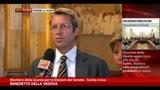10/09/2013 - Della Vedova: parole Augello non come pregiudiziale
