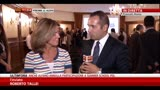 10/09/2013 - Lorenzin:non è Pdl a far saltare il Governo, è Pd che spinge