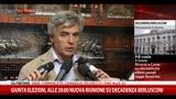 10/09/2013 - Zoggia: Pdl non ribalti realtà, noi per il rispetto legge