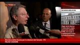 11/09/2013 - Berlusconi, Casson:in pochi giorni discuteremo e risolveremo