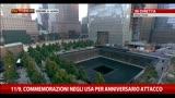 11/09/2013 - 11/9, commemorazioni negli Usa per anniversario attacco