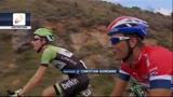 Vuelta: Vuelta, a Burgos vince Mollema. Nibali sempre leader