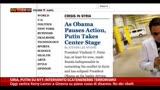 12/09/2013 - Siria, Putin su NYT: intervento scatenerebbe terrorismo