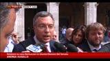 12/09/2013 - Decadenza Berlusconi, le parole di Andrea Augello