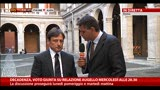 12/09/2013 - Decadenza Berlusconi, le parole di Dario Stefano