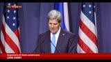 "12/09/2013 - Kerry: ""Il mondo si chiede se Assad manterrà la parola"""