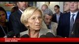 """12/09/2013 - Siria, Bonino: """"Speranza per l'incontro Kerry-Lavrov"""""""