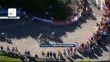 """Vuelta, la 18ma tappa: Nibali in rosso per 3"""""""