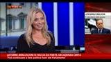 13/09/2013 - Decadenza Berlusconi, intervista ad Andrea Augello