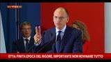 14/09/2013 - Letta: legge stabilità la scriveremo noi, non Bruxelles