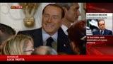 14/09/2013 - Berlusconi, accuse incrociate con il Pd sui franchi tiratori