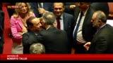 14/09/2013 - Decadenza Berlusconi, scontro su modalità di voto in aula