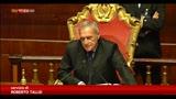 """14/09/2013 - Decadenza, Grasso:""""In aula voto segreto come da regolamento"""""""