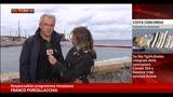 """Concordia, Porcellacchia:""""Le prime due ore saranno cruciali"""""""