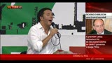 """Renzi: """"Se andassimo ora alle elezioni asfalteremmo il PDL"""""""