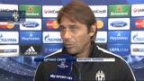 Juve, Conte pronto all'esordio Champions
