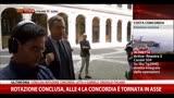 Decadenza di Berlusconi, riparte la Giunta