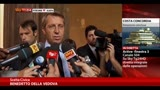 Decadenza Berlusconi, Della Vedova: basta prendere tempo