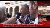 Decadenza Berlusconi, Morra: voto palese è trasparenza