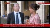 Decadenza Berlusconi, intervista a Giuseppe Cucca