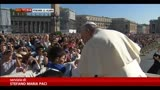 18/09/2013 - Siria, Papa: tragedia umana può risolversi solo con dialogo