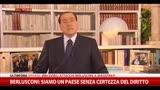 Berlusconi: Forza Italia è ultima chiamata prima catastrofe