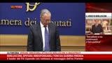 Berlusconi, Epifani: irresponsabili toni da guerra fredda