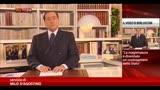 """Berlusconi: """"Decaduto o no, sarò sempre con gli italiani"""""""