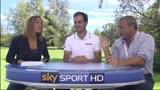 Golf, Molinari e Claudio Amendola agli Open d'Italia