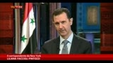 19/09/2013 - Siria, Assad in tv:pronti a distruggere nostre armi chimiche