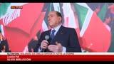 Berlusconi: Non è vero che la legge è uguale per tutti