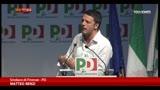 Renzi: ingiusto dare colpa deficit 3,1% a instabilità
