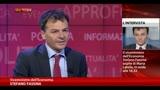 Fassina: Saccomanni preoccupato per demagogia PDL