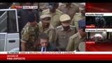 23/09/2013 - Marò,slitta rientro De Mistura, pressing su governo indiano