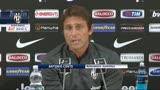 """24/09/2013 - Juve, Conte: """"Multa a chi non si ferma in panchina"""""""