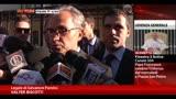 25/09/2013 - Processo Parolisi, le parole dell. Avv Valter Scotti
