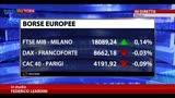 25/09/2013 - Borse europee, giornata conclusa sul filo della parità