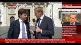 26/09/2013 - Dimissioni PDL, Intervista a Pippo Civati