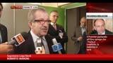 """26/09/2013 - Maroni: """"Lega Nord pronta a sostenere l'azione del PDL"""""""