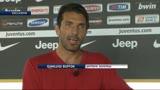 """26/09/2013 - Buffon: """"Ho fatto errori ma tutti dobbiamo migliorare"""""""