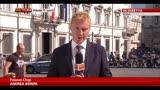 27/09/2013 - Governo, gli aggiornamenti da Palazzo Chigi